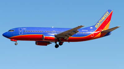 N327SW - Boeing 737-3H4 - Southwest Airlines