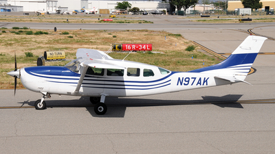 N97AK - Cessna 207A Stationair 8 - Private