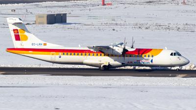 A picture of ECLRH - ATR 72600 - Iberia - © Alejandro Gutierrez Martin