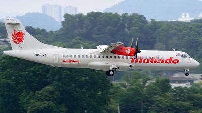 9M-LMZ - ATR 72-212A(600) - Malindo Air