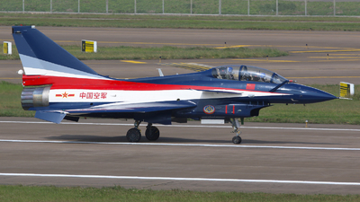 11 - Chengdu J10A - China - Air Force