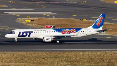 SP-LNB - Embraer 190-200LR - LOT Polish Airlines