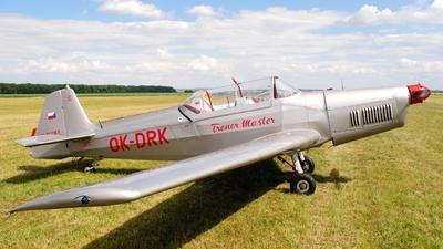 OK-DRK - Zlin 526F - Blue Sky Service