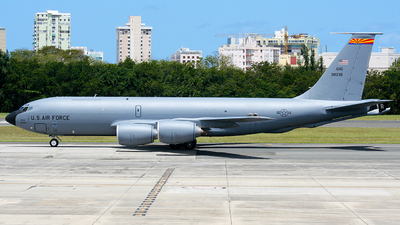63-8038 - Boeing KC-135R Stratotanker - United States - US Air Force (USAF)