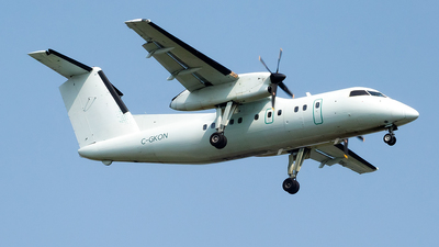 C-GKON - Bombardier Dash 8-102 - Air Canada Express (Jazz Aviation)