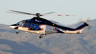 EC-MUN - Agusta-Westland AW-139 - Hélity Copter Airlines