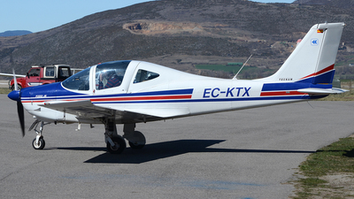 EC-KTX - Tecnam P2002JR Sierrra - Private