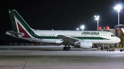 EI-IMW - Airbus A319-111 - Alitalia