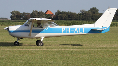 PH-ALI - Reims Cessna F150M - Private
