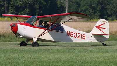 N83219 - Aeronca 7AC Champion - Private