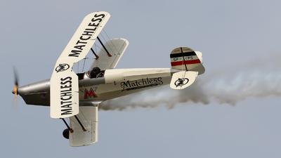 SP-YPS - Bücker 131 Jungmann - Private