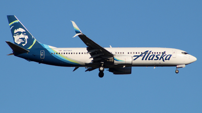 N579AS - Boeing 737-890 - Alaska Airlines