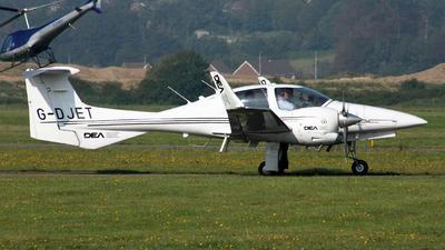 G-DJET - Diamond DA-42 Twin Star - DEA Aviation