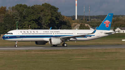 D-AVZL - Airbus A321-253NX - China Southern Airlines