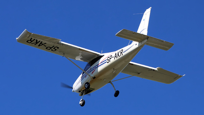 SP-AKR - Tecnam P2008JC - Aero Club - Krakowski