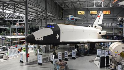 CCCP-3501002 - NPO Molniya Buran 1M - Soviet Union - Air Force