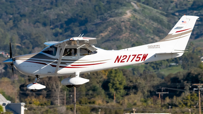 N2175W - Cessna T182T Skylane TC - Private