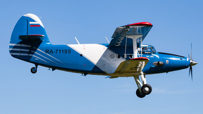 RA-71198 - PZL-Mielec An-2MC (TBC-2MC) - Private