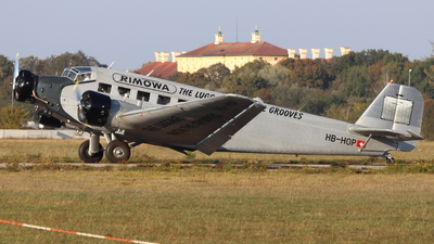 A picture of HBHOP - Junkers Ju 52/3mg4e - [6610] - © Anto Blazevic