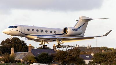 N542AP - Gulfstream G500 - Private