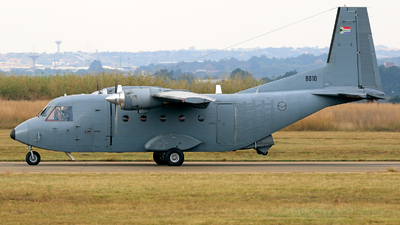 8010 - CASA C-212-200 Aviocar - South Africa - Air Force