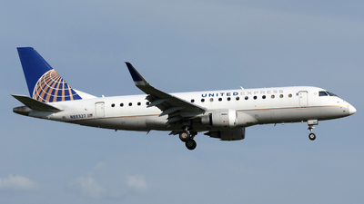 A picture of N88327 - Embraer E175LR - United Airlines - © DJ Reed - OPShots Photo Team