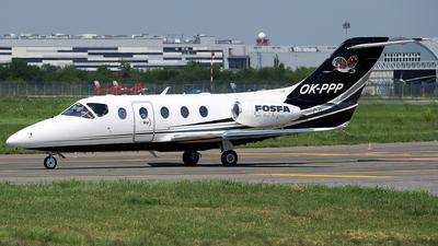 OK-PPP - Beechcraft 400XP Beechjet - Time Air