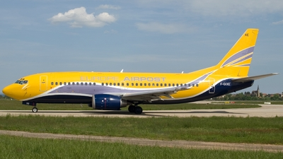 F-GIXE - Boeing 737-353(QC) - Europe Airpost