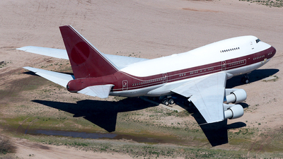 N7477S - Boeing 747SP-21 - Untitled
