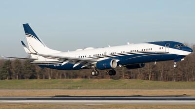HZ-ATR - Boeing 737-9FGER(BBJ3) - Al Atheer Aviation