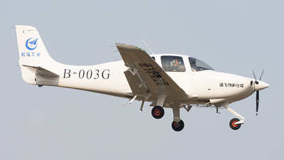 B-003G - Cirrus SR20-G6 - AVIC Zhuhai General Aviation