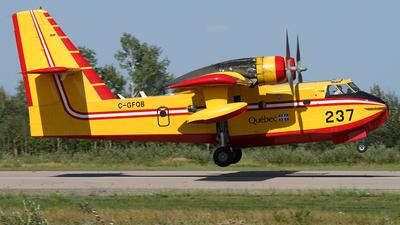 C-GFQB - Canadair CL-215-1A10 - Canada - Quebec Service Aerien Gouvernemental