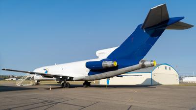 N489FE - Boeing 727-227(Adv)(F) - Private