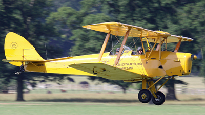 N8233 - De Havilland DH-82A Tiger Moth - Wings over Holland