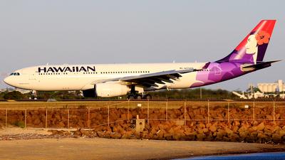 N374HA - Airbus A330-243 - Hawaiian Airlines