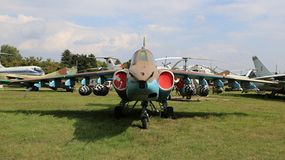 105 - Sukhoi Su-25 Frogfoot - Ukraine - Air Force