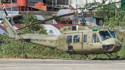 8189 - Bell UH-1D Iroquois - Philippines - Air Force