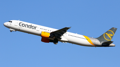 A picture of DATCA - Airbus A321211 - Condor - © Javier Rodriguez - Amics de Son Sant Joan