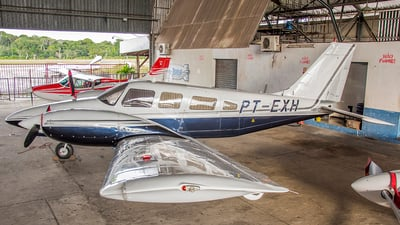 PT-EXH - Embraer EMB-810C Seneca II - Private