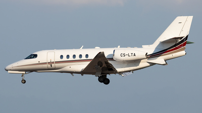 CS-LTA - Cessna Citation Latitude - NetJets Europe