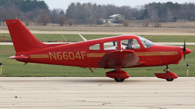 N6604F - Piper PA-28-151 Cherokee Warrior - Blue Skies Flying Services