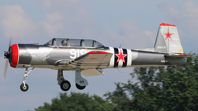 N2183X - Nanchang CJ-6 - Private