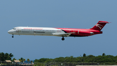 YV539T - McDonnell Douglas MD-83 - Aserca Airlines