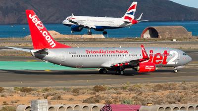 A picture of GDRTN - Boeing 73786N - Jet2 - © Pablo Gonzalez de Leon