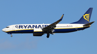SP-RSA - Boeing 737-8AS - Ryanair Sun
