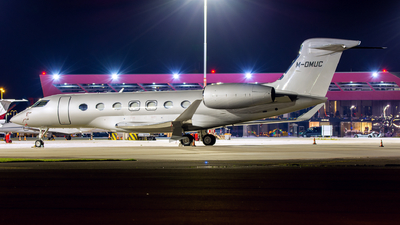 M-DMUC - Gulfstream G500 - Private