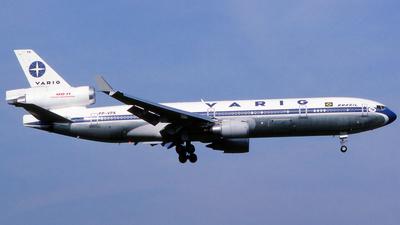 PP-VPK - McDonnell Douglas MD-11 - Varig