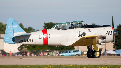 N6253C - North American T-6G Texan - Private