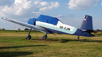 OK-CJM - Let Z-37 Cmelák - Private