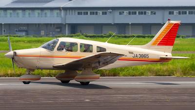JA3865 - Piper PA-28-161 Warrior II - Private